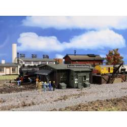 Vollmer 47554 - N Coal and fuel depot
