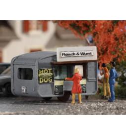 Vollmer 47619 - N Sales caravan meat & sausage