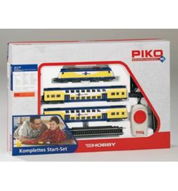 Zestaw Startowy Osobowy Metronom BR146 - Piko 57181