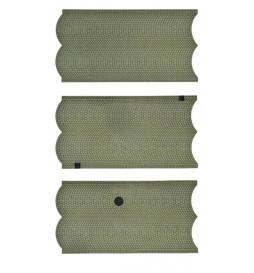 Vollmer 48740 - 0 Street plate cobblestone, 3 pieces,