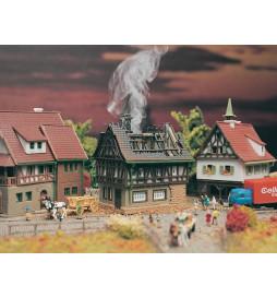 Vollmer 49538 - Z Burning house