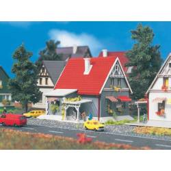 Vollmer 49572 - Z House Adlerstraße 4 ***discontinued item***