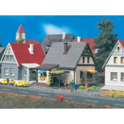 Vollmer 49573 - Z House Adlerstraße 6 ***discontinued item***