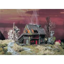 Vollmer 49679 - Z Villa Vampire with red flickering light and