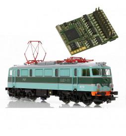 Dekoder jazdy i oświetlenia do EU06 EU07 EP07 EP08 ET41 Piko - Zimo MX637P22 PluX 22-pin