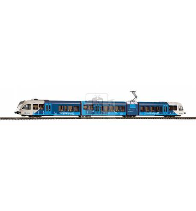 ~El.zesp.trak. GTW 2/8 Vechtdallijn Arriva VI + lastg. Dec. - Piko 59030