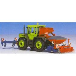 Kibri 10702 - H0 MB TRAC with sowing tool