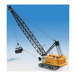Kibri 11254 - H0 LIEBHERR cable excavator with dragline bucket