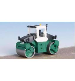 Kibri 11502 - H0 BOMAG roller SchwarzBau