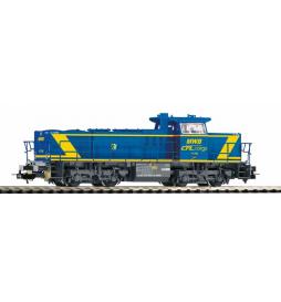 Spalinow. G 1206 MWB CFL cargo - Piko 59488