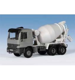 Kibri 14062 - H0 MB ACTROS betoniarka 3-osiowa