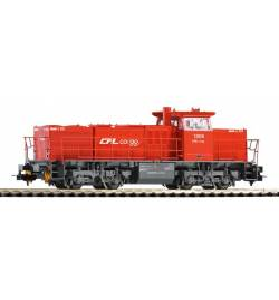 Spalinow. G1206 CFL Cargo rot VI - Piko 59493