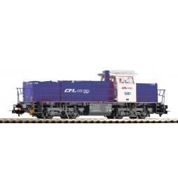 Spalinow. G1206 CFL Cargo blau VI - Piko 59494