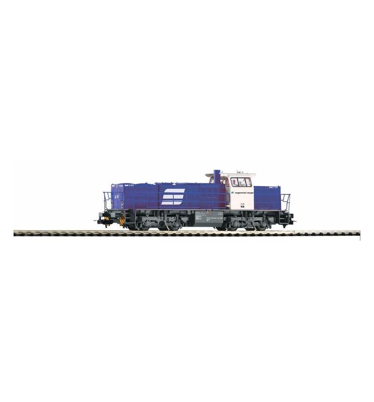 Spalinow. G 1206 Regentalbahn VI - Piko 59498