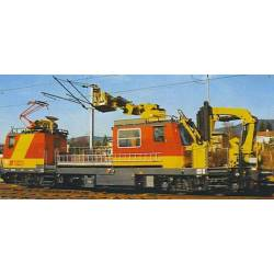 Kibri 16080 - H0 Catenary maintenance vehicle MTW 100.083/1