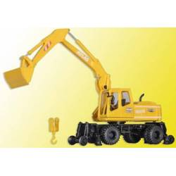 Kibri 16312 - H0 ATLAS two-way excavator GleisBau