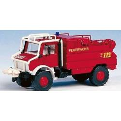 Kibri 18270 - H0 Fire brigade UNIMOG forest fire-fighting