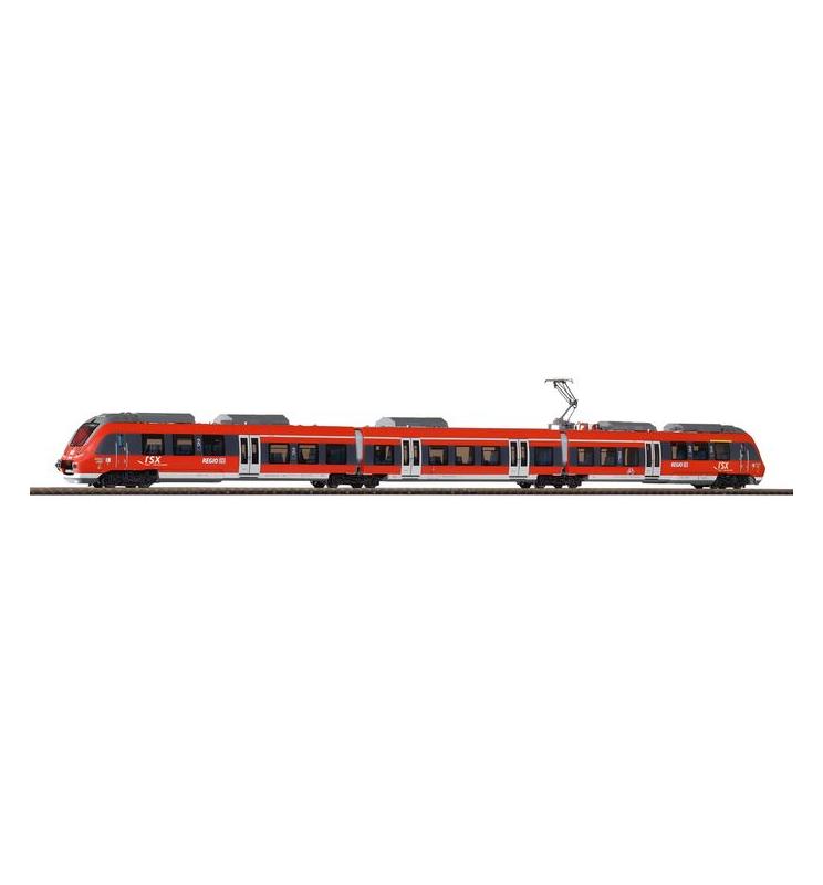 EL.zesp.trak. BR 442 Talent 2 Rhein Sieg DB AG VI, 3-teilig - Piko 59504