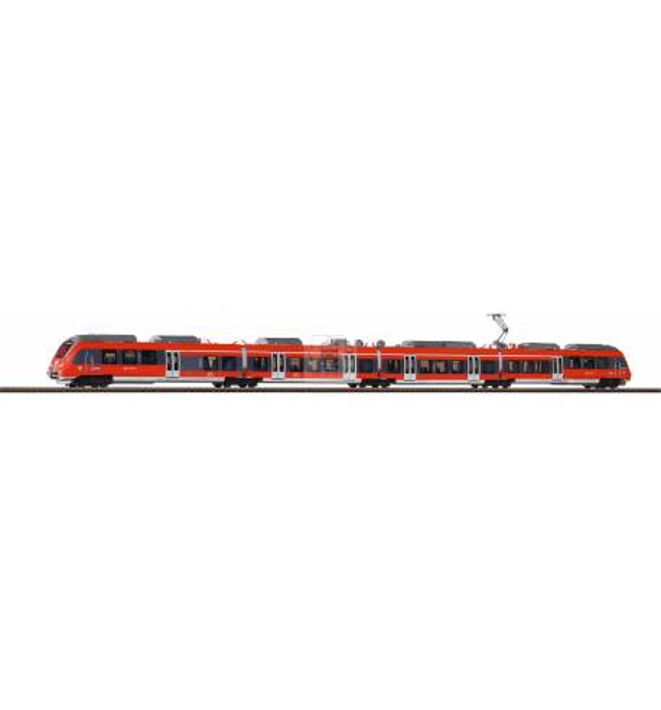EL.zesp.trak. Talent2 4-teilig S-Bahn Nürnberg DB AG VI - Piko 59506