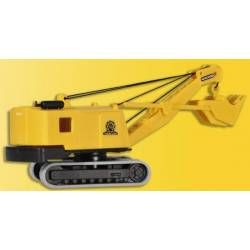 Kibri 19101 - N MENCK excavator with high bucket