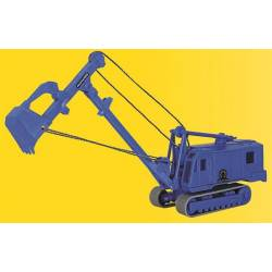 Kibri 19102 - N MENCK excavator with backhoe bucket