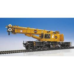 Kibri 19600 - N GOTTWALD rail-mounted telescopic crane