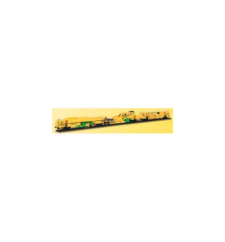 Kibri 26053 - H0 Track maintenance machine PLASSER & THEURER,