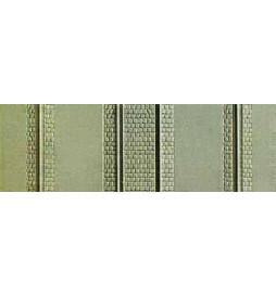 Kibri 34127 - H0 Płytka brukowa z torem dla suwnic lub dźwigów