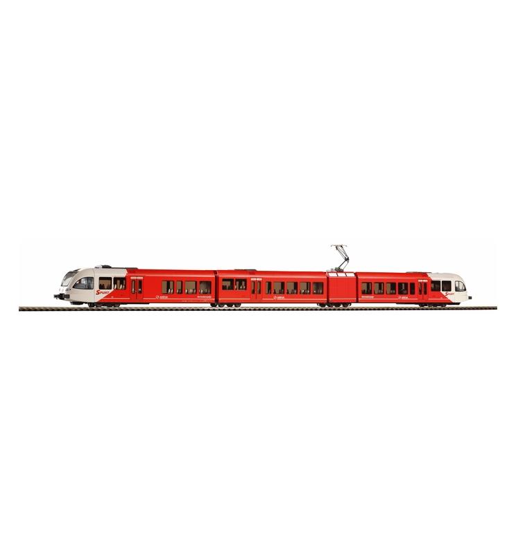 Elektryczny Zespół Trakcyjny Stadler GTW 2/8 ARRIVA VI - Piko 59531
