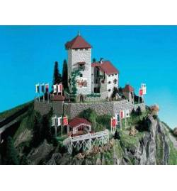 Kibri 36402 - Z Castle Wildenstein