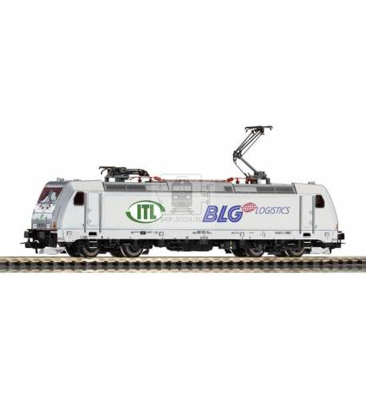 Elektrowóz BR 185.2 ITL VI, 2 pantografy - Piko 59555
