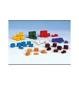 Kibri 38662/H0/Beverage crates on Palette
