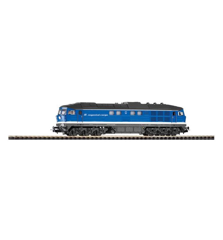 Spalinow. BR 231 012 Regentalbahn VI - Piko 59754