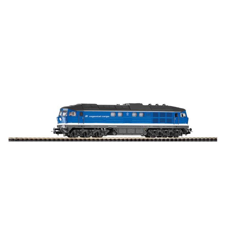~Spalinow. BR 231 012 Regentalbahn VI + lastg. Dec. - Piko 59755