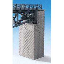 Kibri 39750 - H0 Universal brick-built bridge piers, 2 pieces