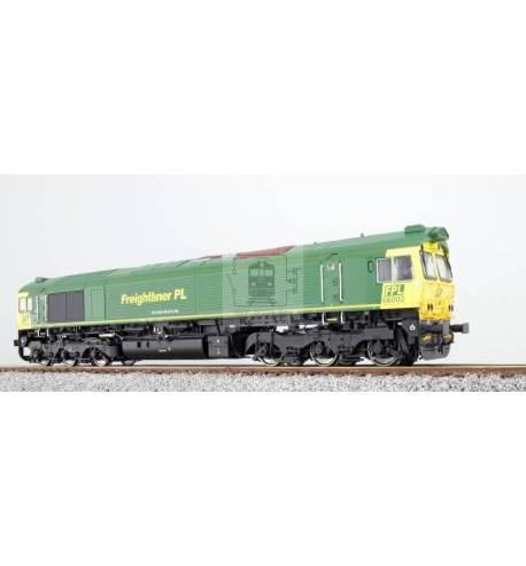 Lokomotywa spalinowa Class 77 Freightliner PL ,66002, DC/AC (ESU 31075)