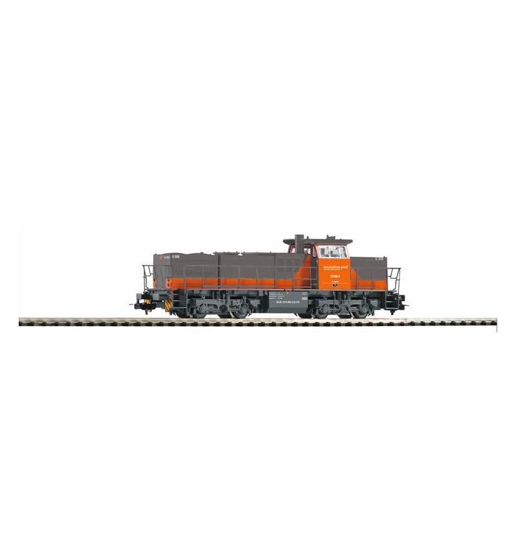 ~Spalinow. G 1206 Locomotives pool VI + lastg.Dec. - Piko 59820