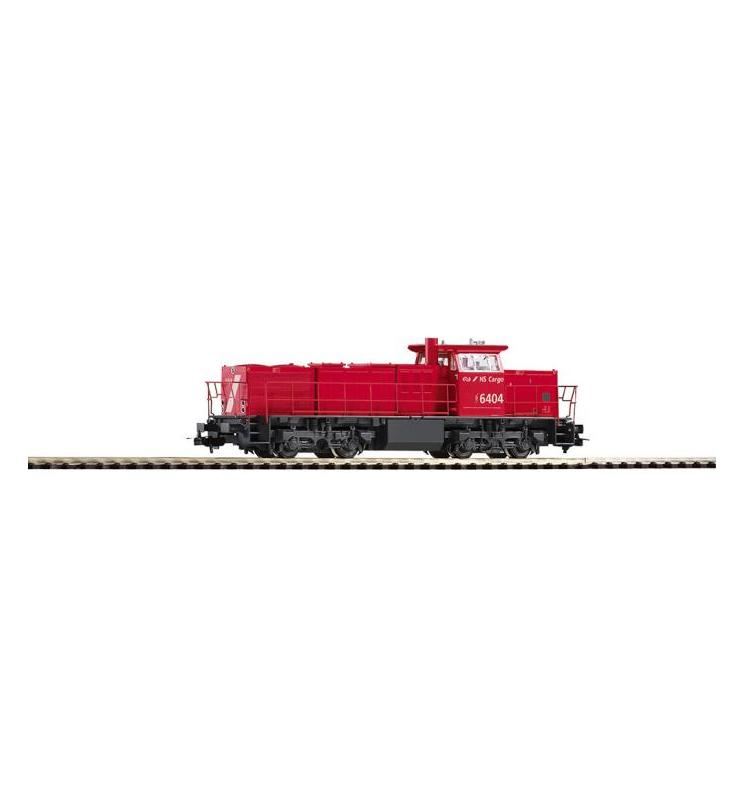 ~Spalinow. 6404 NS Cargo VI + lastg. Dec. - Piko 59829