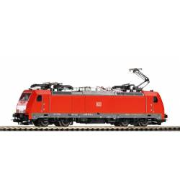 ~Elektrow. BR 186 DB AG VI + lastg. Dec. - Piko 59853