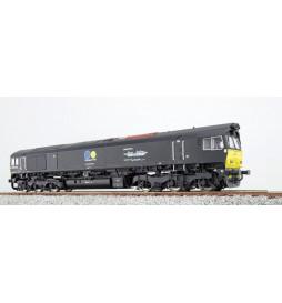 Lokomotywa spalinowa Class 77 MRCE 653-05, czarna, DC/AC (ESU 31051)