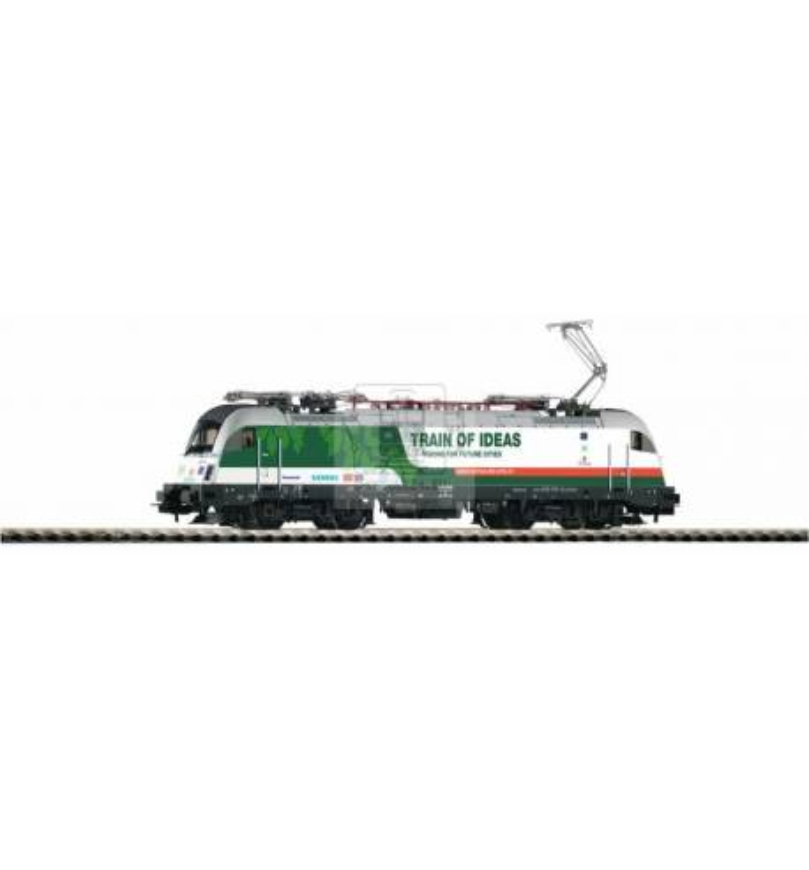 """Elektrow. Taurus 183 """"Train of Ideas"""" VI, 4 Pantos - Piko 59910"""