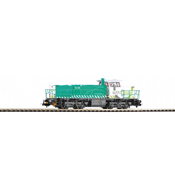 Spalinow. G1206 Group Train VI - Piko 59926