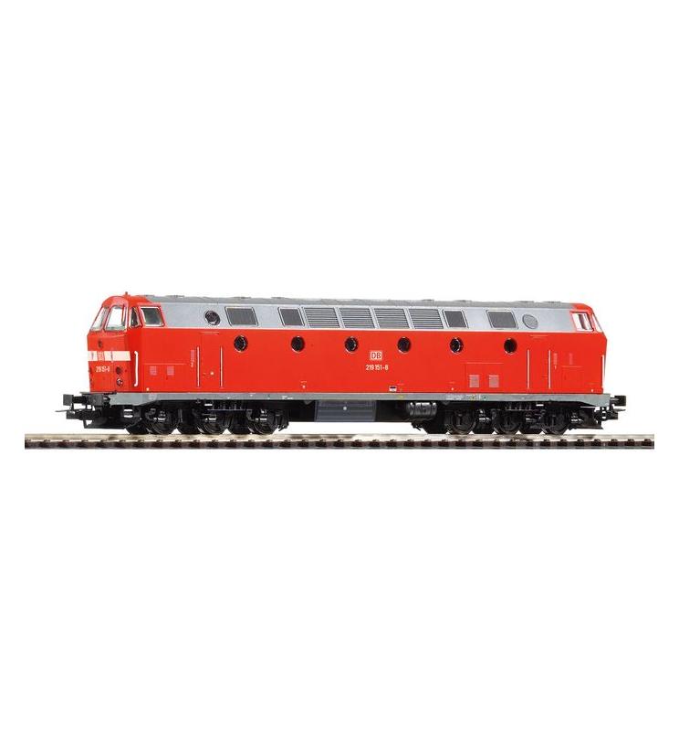 Spalinow. 219 DB AG V, Licht unten - Piko 59933