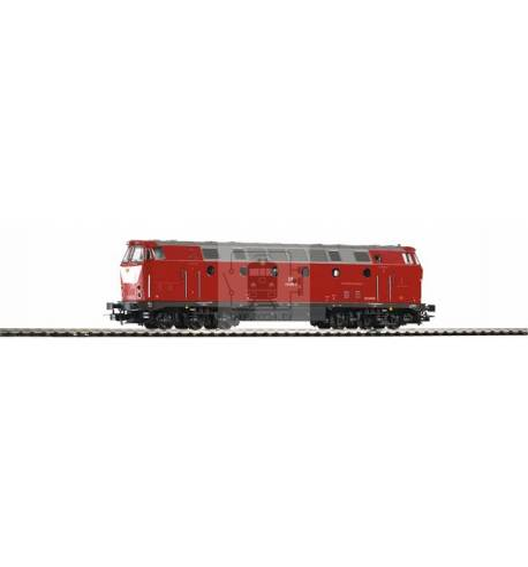 Spalinow. BR 119 Regentalbahn V, Licht oben - Piko 59937