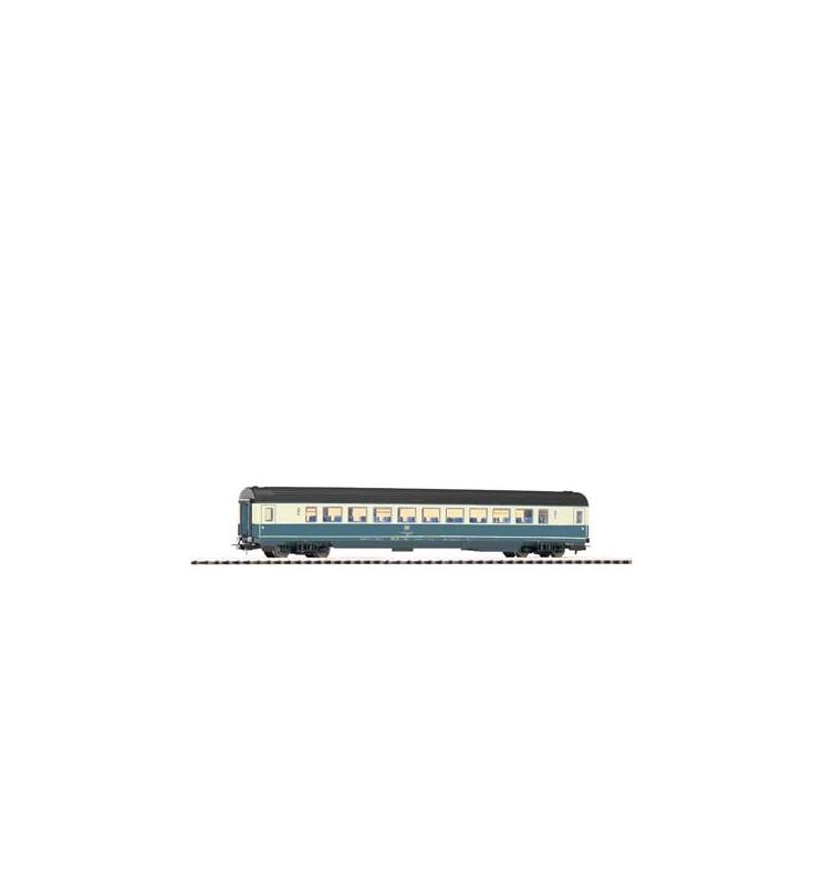 Wagon Osobowy 2.Kl. Intercity DB IV, beż/nieb - Piko 57611