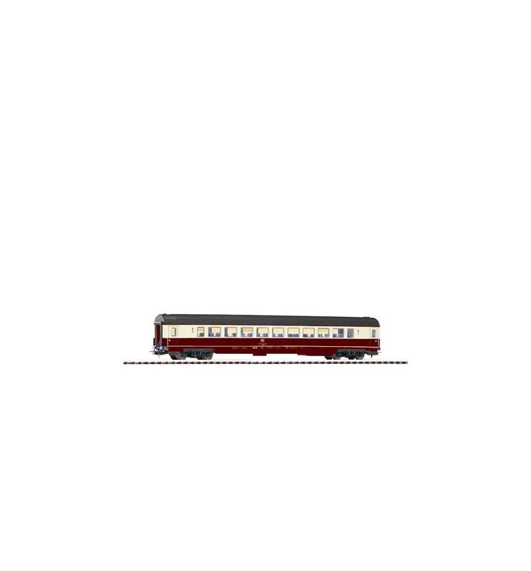 Wagon Osobowy 1.Kl. Intercity DB IV, beż/czerw. - Piko 57612