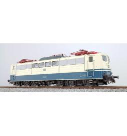 Lokomotywa elektryczna 151 080, turkusowo-beżowa, DC/AC (ESU 31031)
