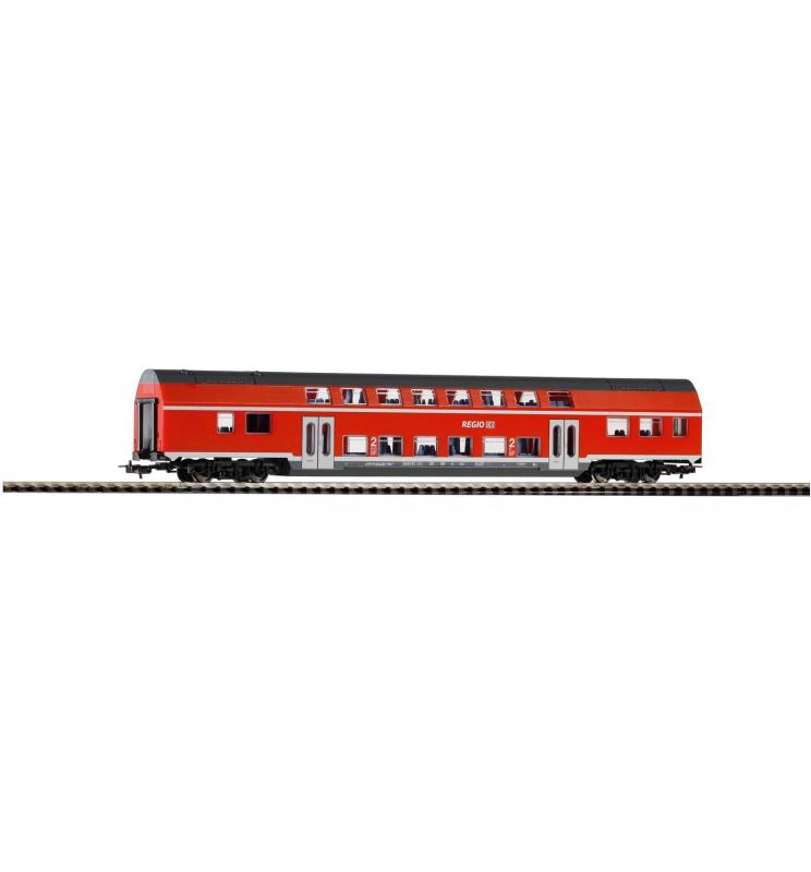 Wagon Piętr. DBuz747 DB Regio VI - Piko 57620