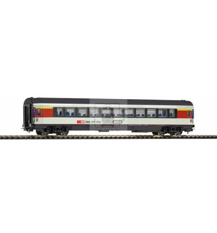 Wagon Osobowy Eurocity 1.Kl. Apm SBB V - Piko 57628