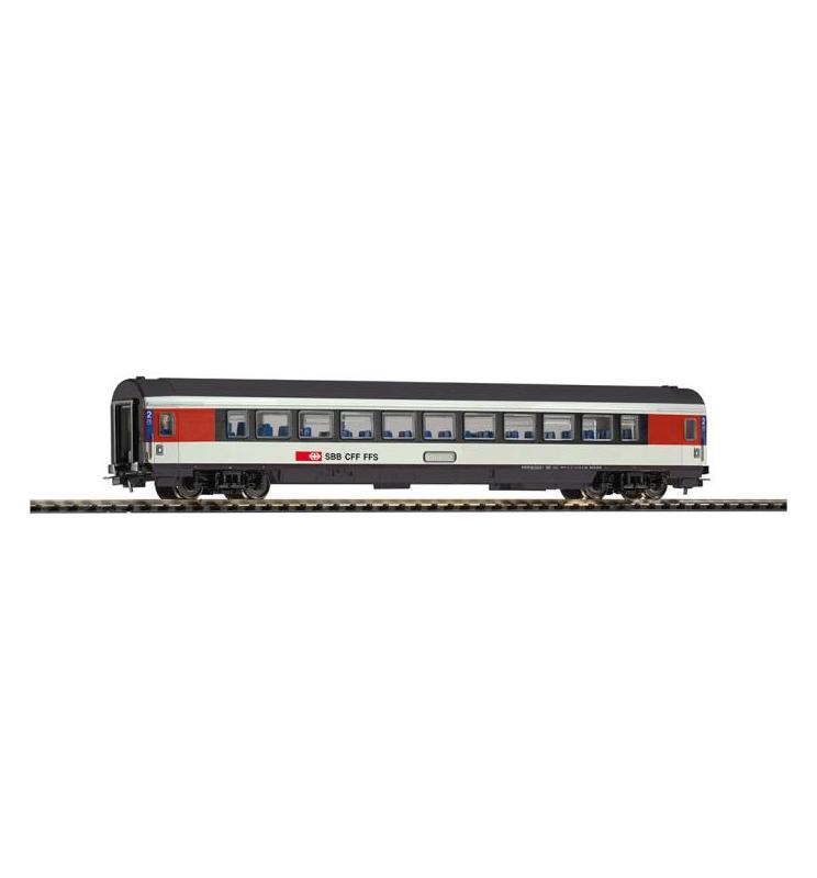 Wagon Osobowy Eurocitywg. 2.Kl. Bpm SBB V - Piko 57629